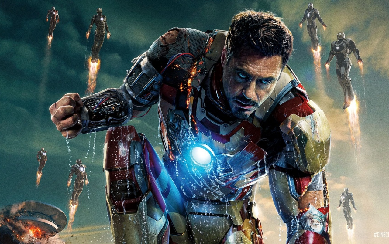 HD Iron Man 3 Wallpapers