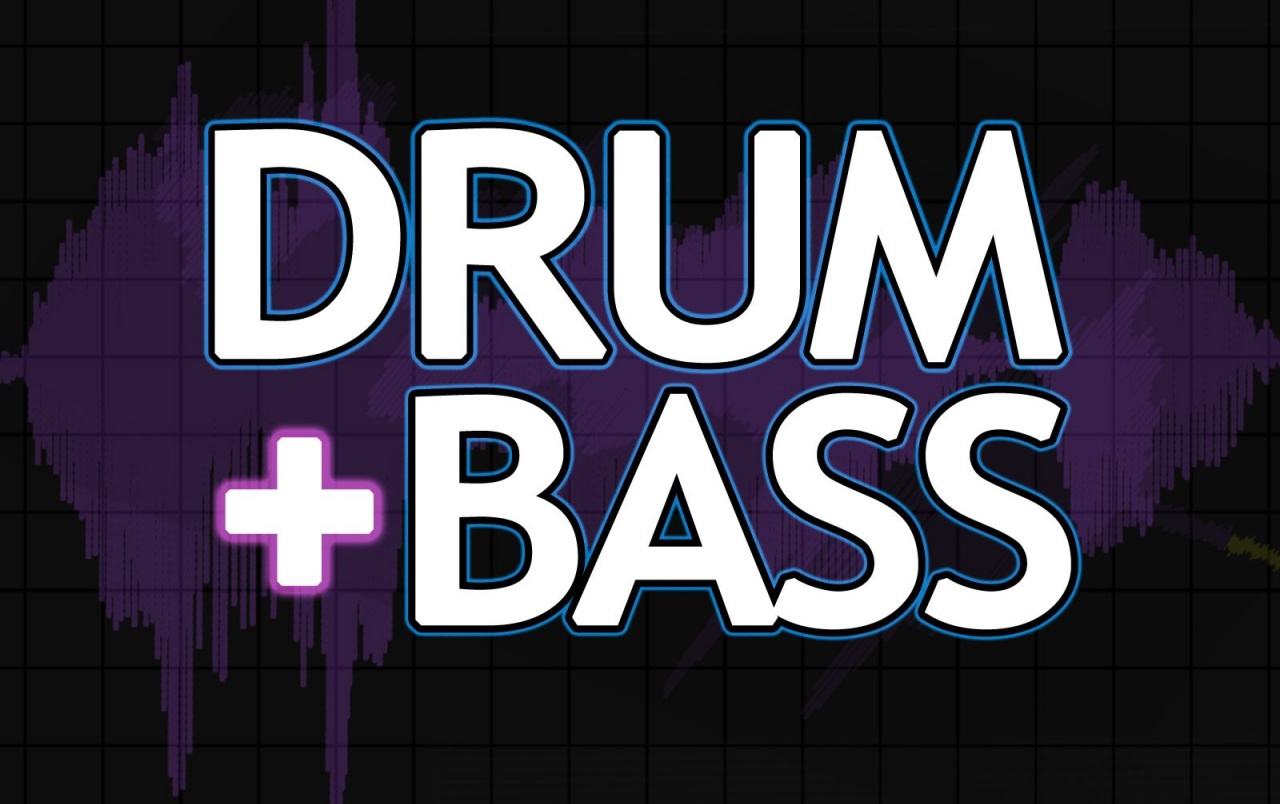 Drum and Bass - Massive wallpapers