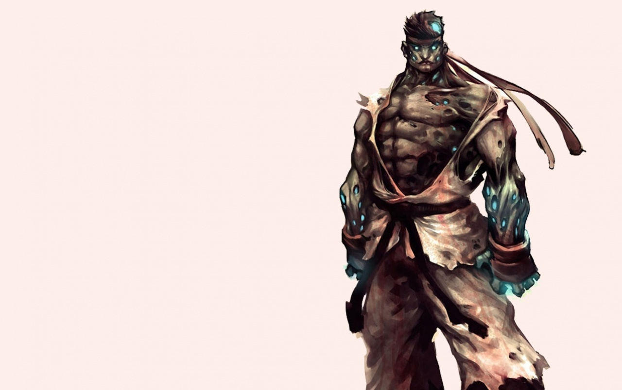 Zombie Street Fighter wallpapers