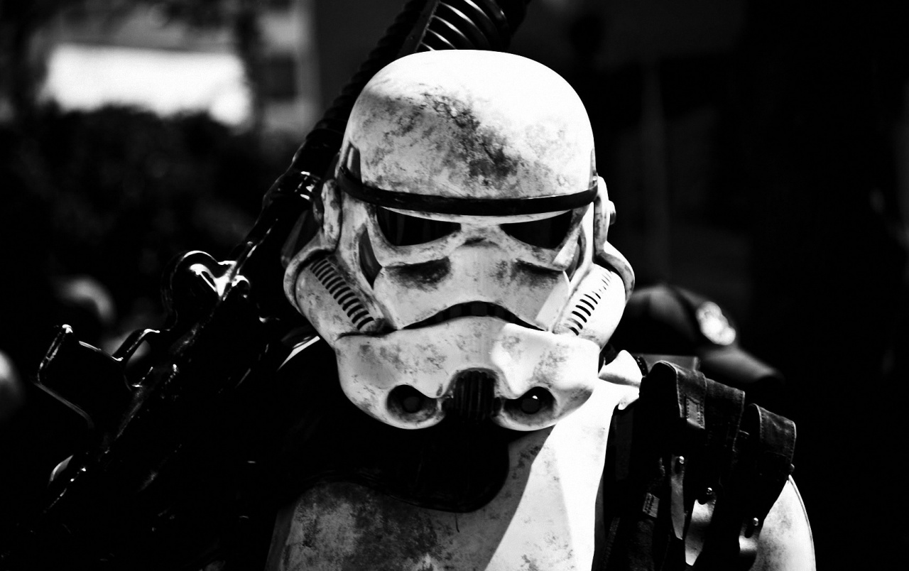 Star Wars Stormtrooper Close-up wallpapers