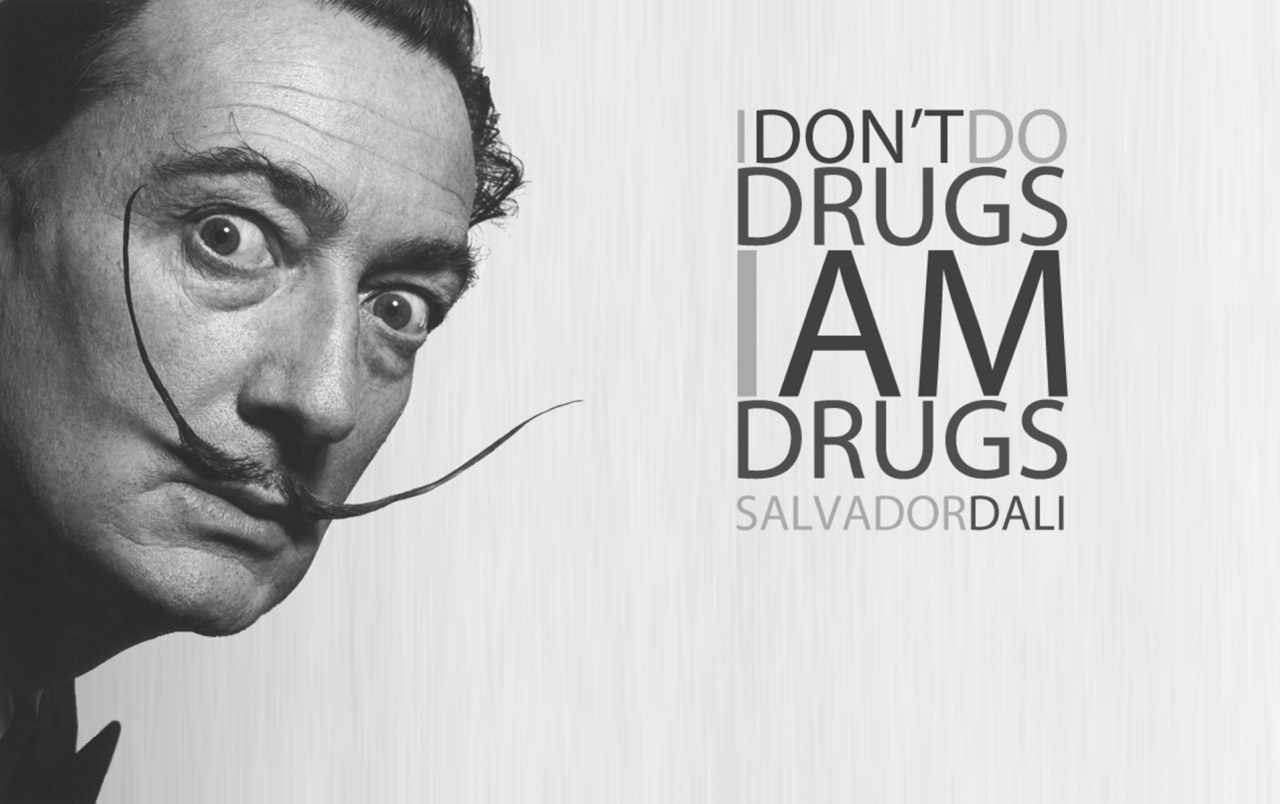 Salvador Dalí Quotes wallpapers