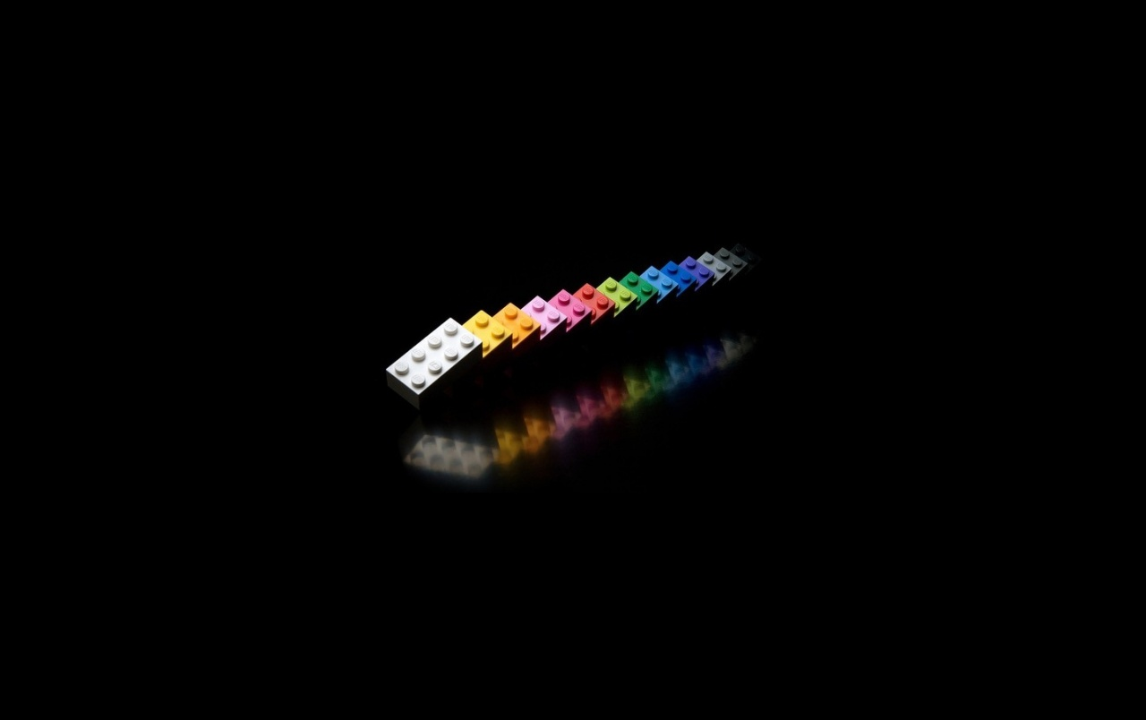 Colored Lego Blocks wallpapers