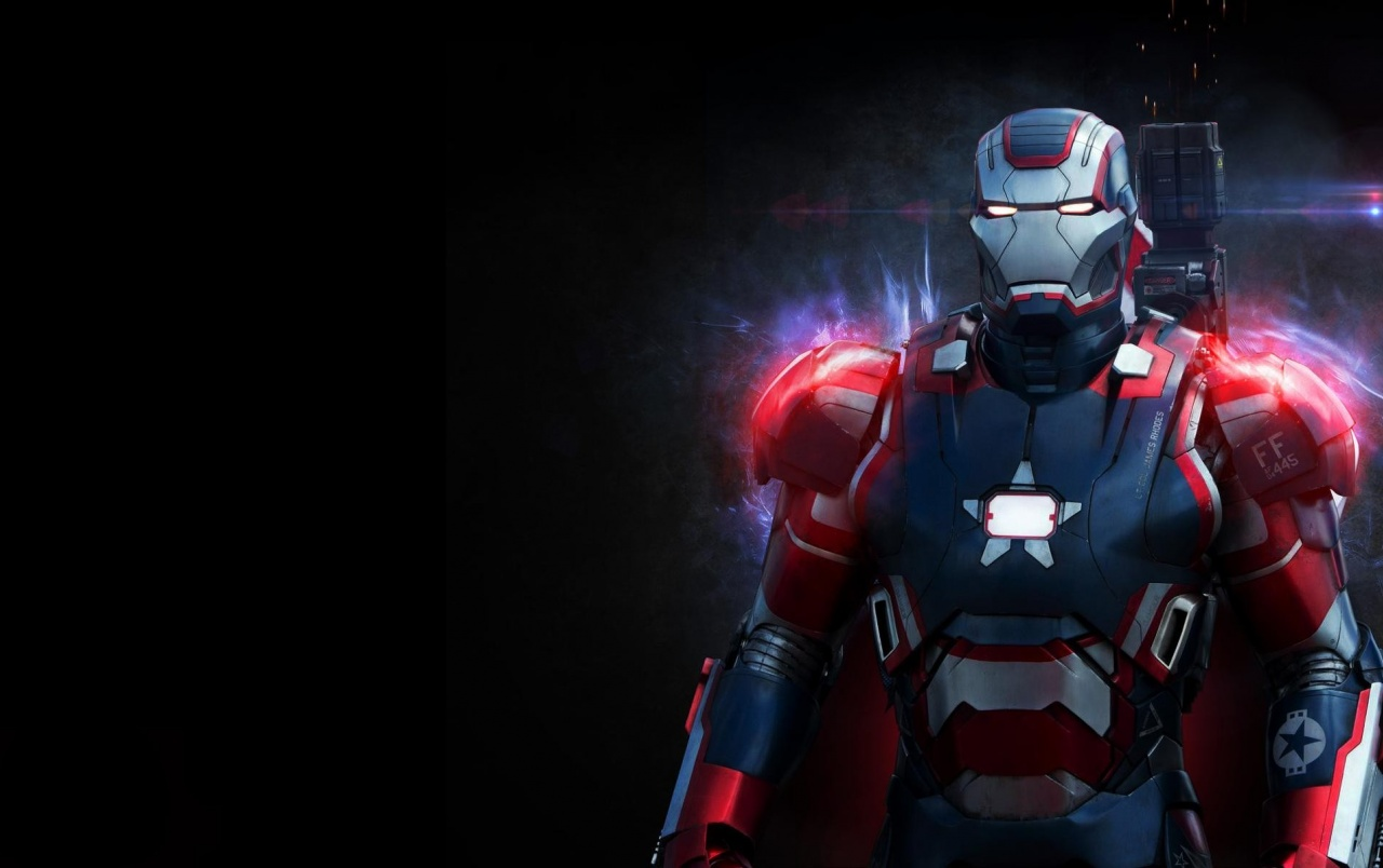 Wide Iron Patriot wallpapers