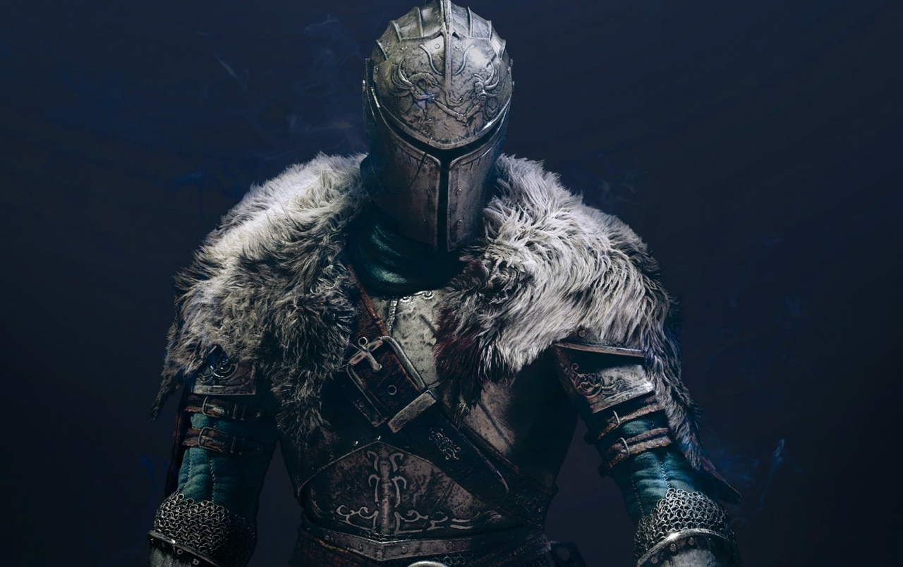 HD Dark Souls II Armour wallpapers