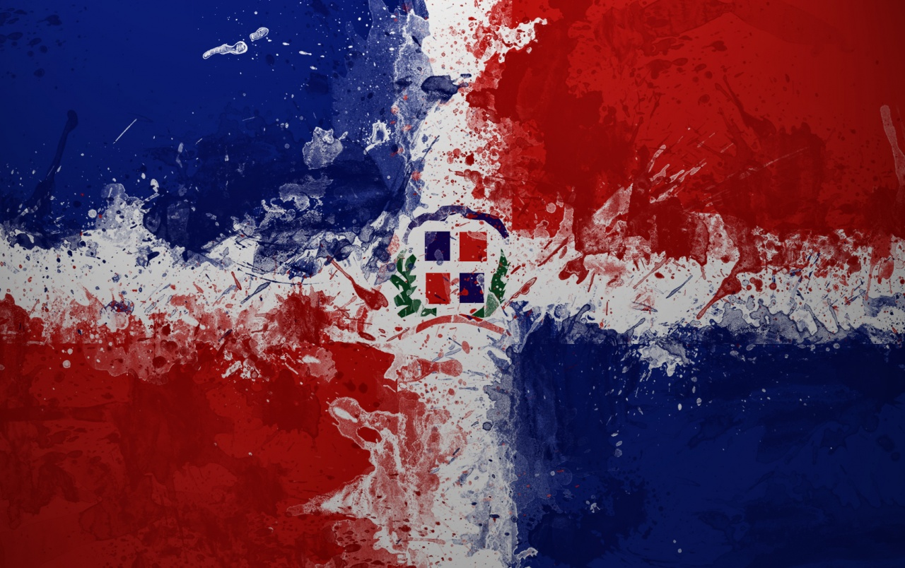 HD Dominican Republic Flag Wallpapers