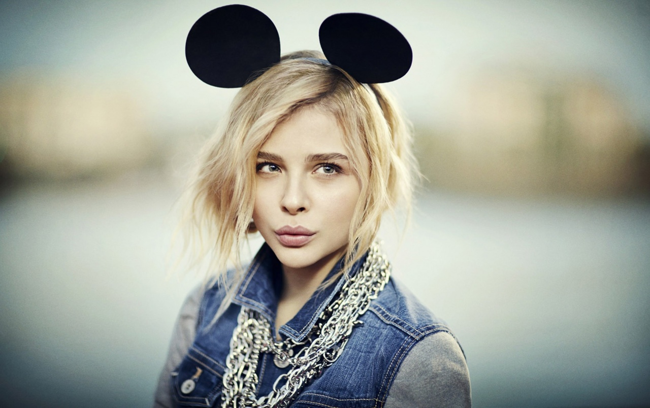 Chloë Moretz Divertido wallpapers