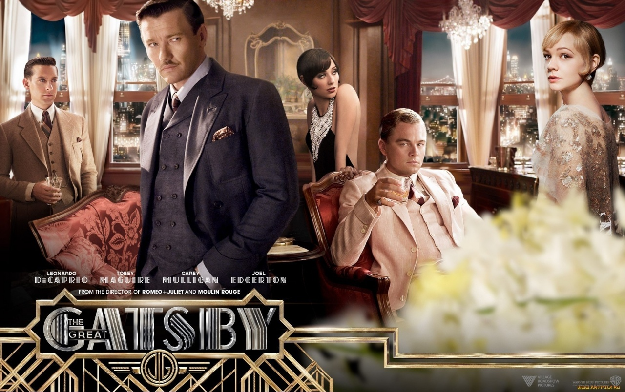 Wide Great Gatsby Wallpapers