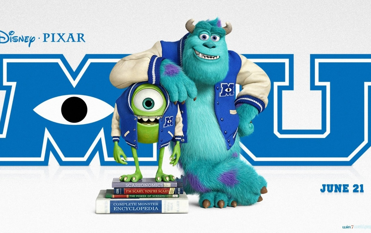 Monsters University wallpapers | Monsters University stock ...