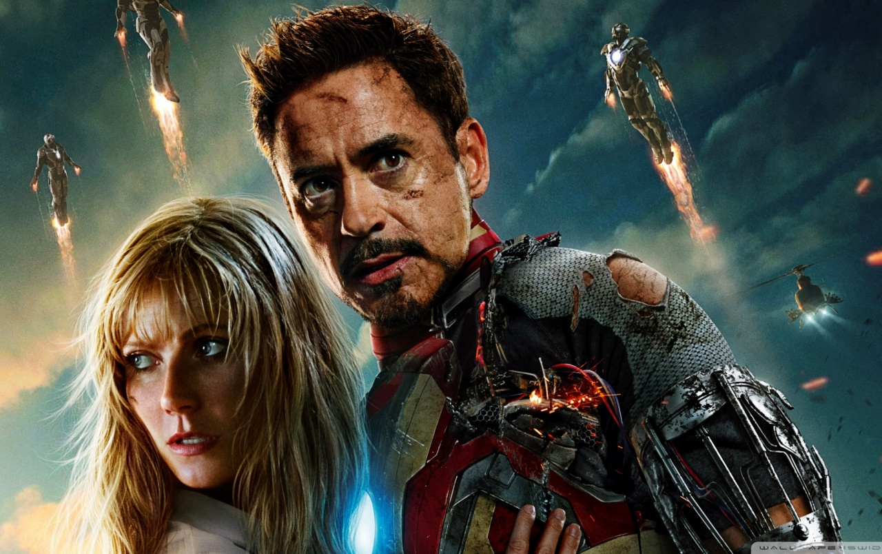 iron man 3 tony stark pepper potts wallpapers | iron man 3 tony