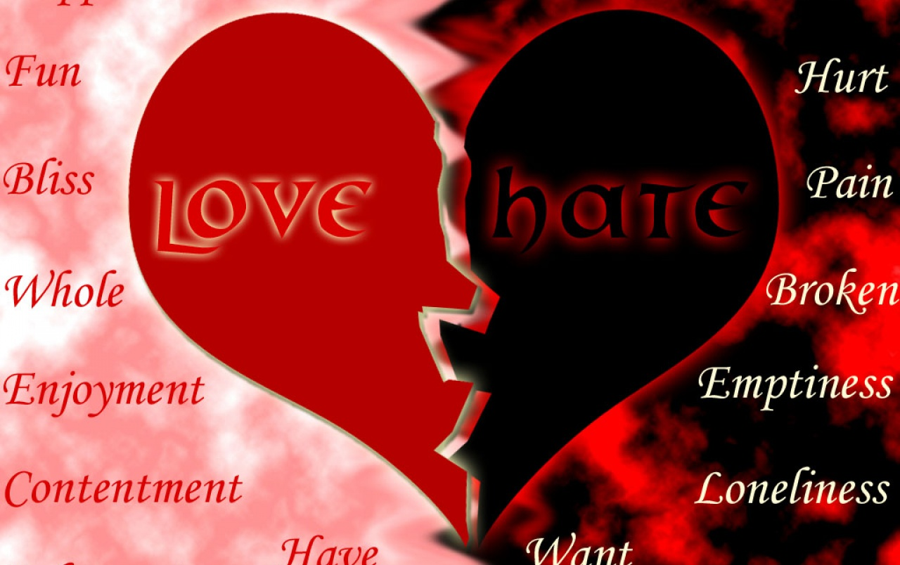 love then hate wallpapers - photo #24