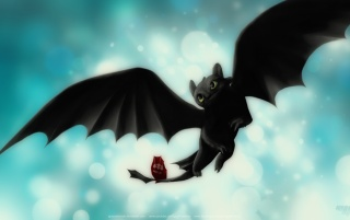 Night Fury \ Toothless wallpapers