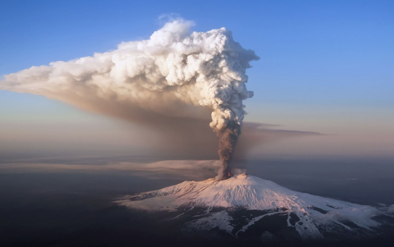 Etna Eruption wallpapers