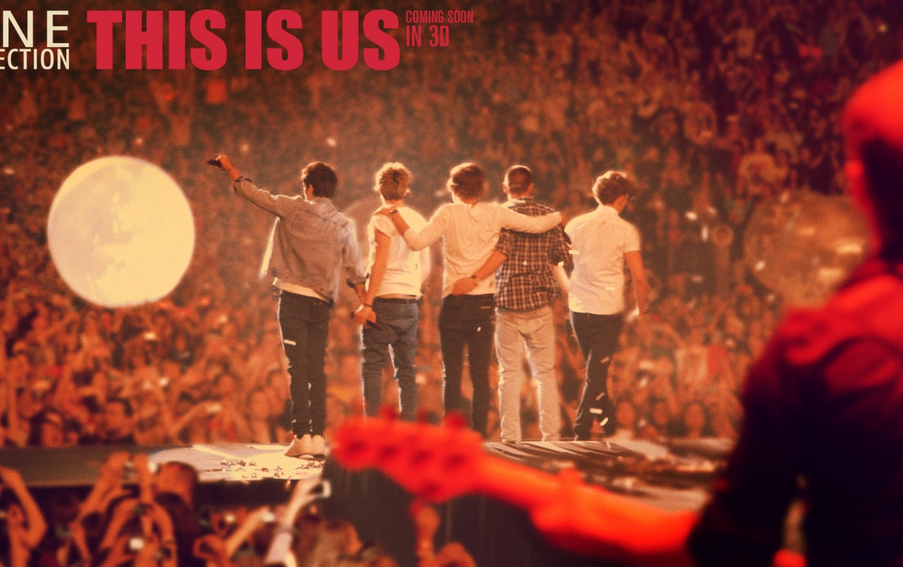 One Direction This Is Us Movie wallpapers