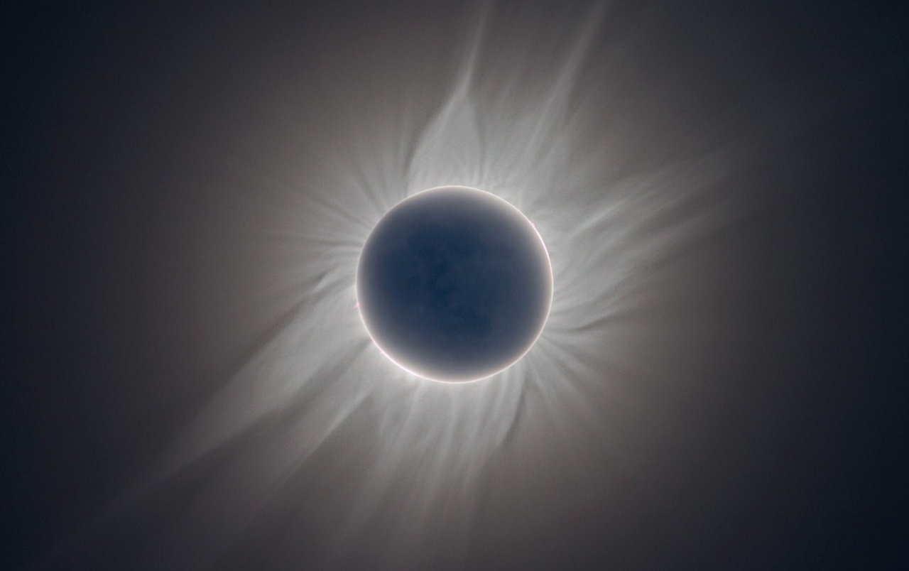 NASA Total Solar Eclipse wallpapers