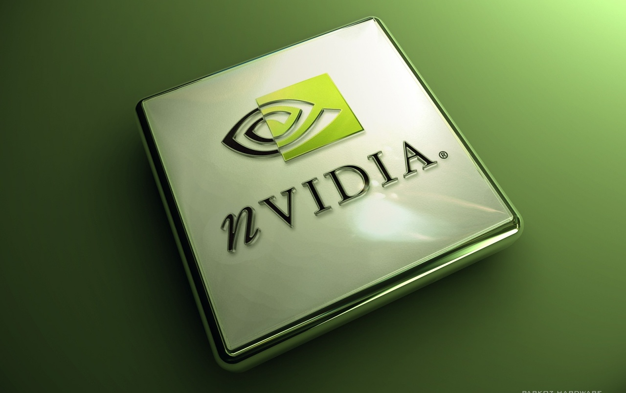 Green Nvidia wallpapers
