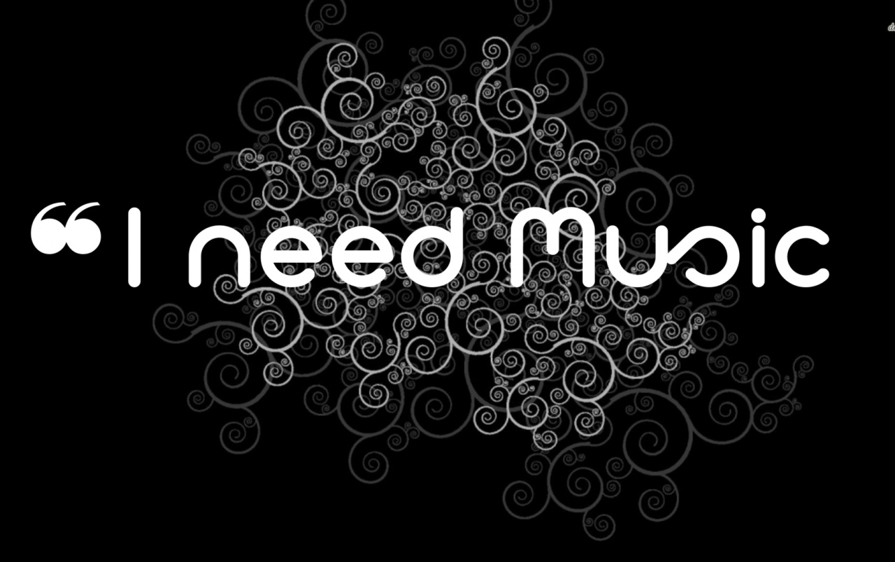 I Need Music wallpapers