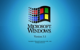 Microsoft Windows Version 3.1 wallpapers