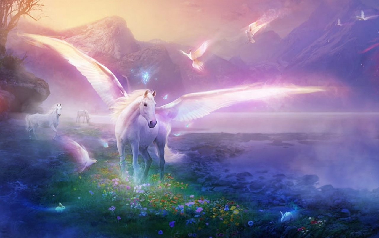 Unicorn Mundial wallpapers