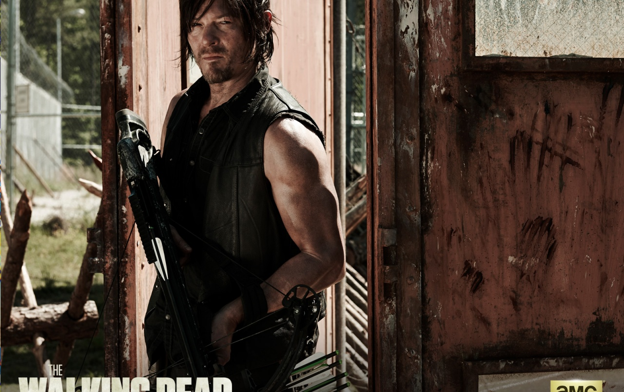 The Walking Dead Staffel 4: Daryl Hintergrundbilder | The Walking ...