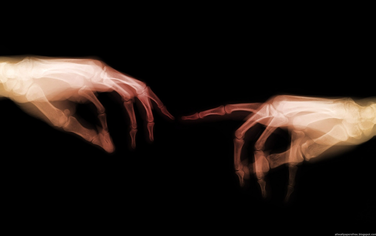 X Ray Hands wallpapers