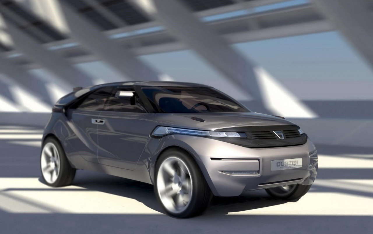 Dacia Duster Concept wallpapers