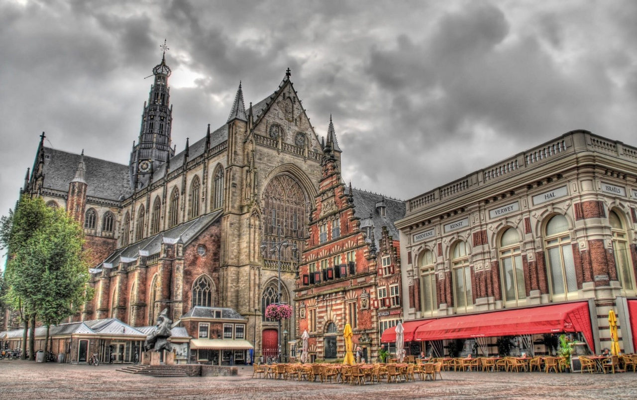 Haarlem Holland wallpapers
