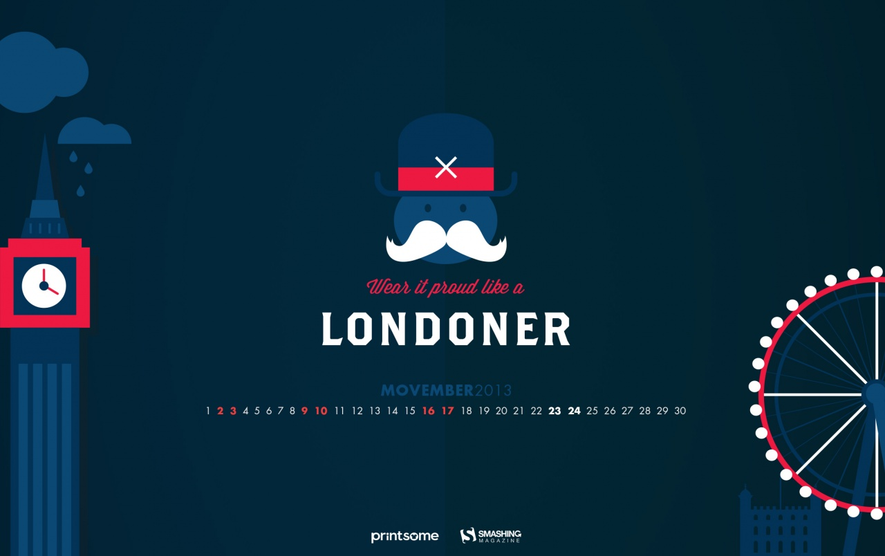 Londoner Movember wallpapers