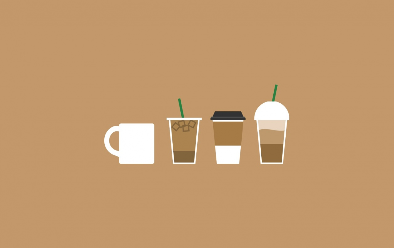 Types of Coffee wallpapers