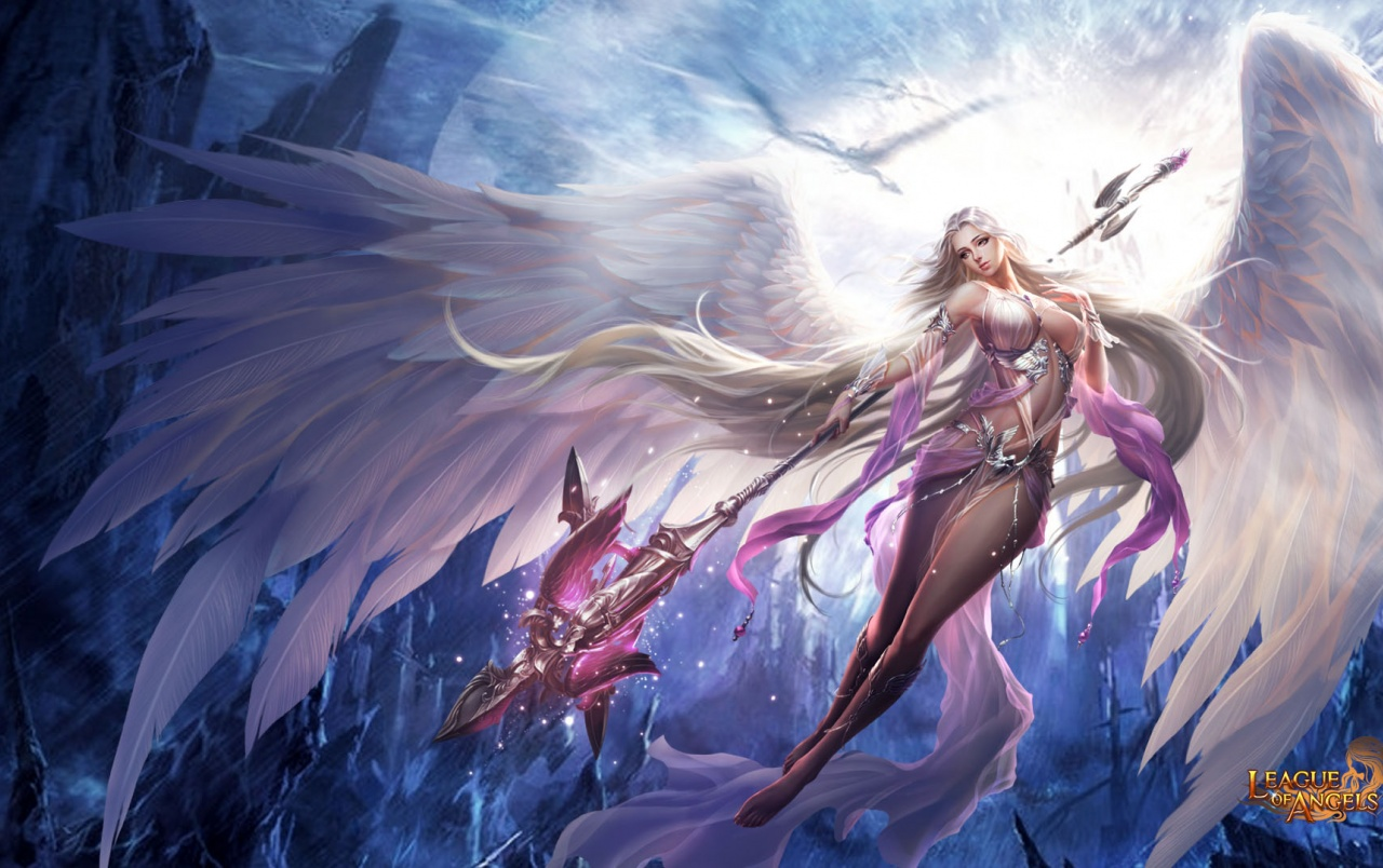 League of Angels - Fortuna wallpapers