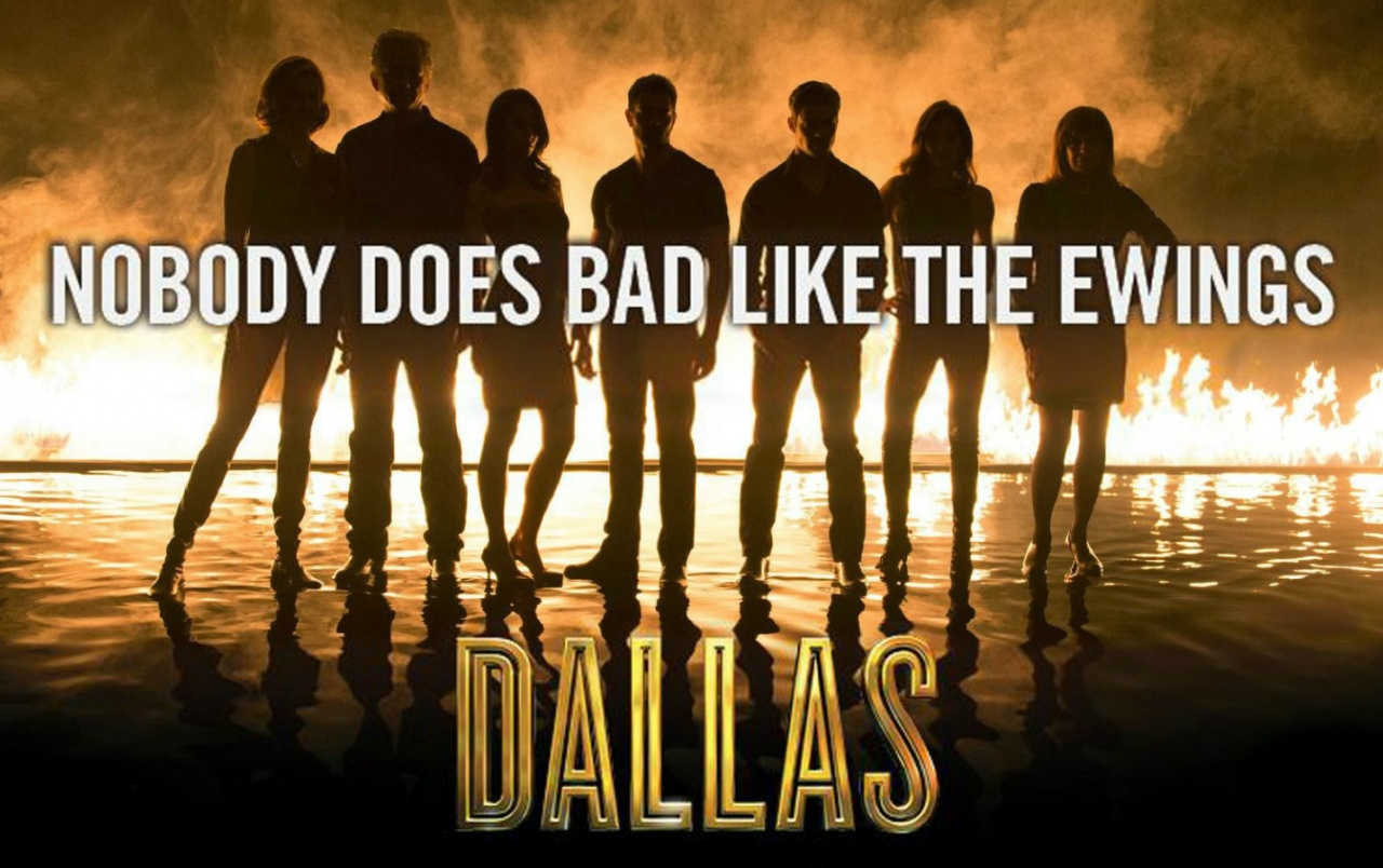 Dallas Season 3 wallpapers