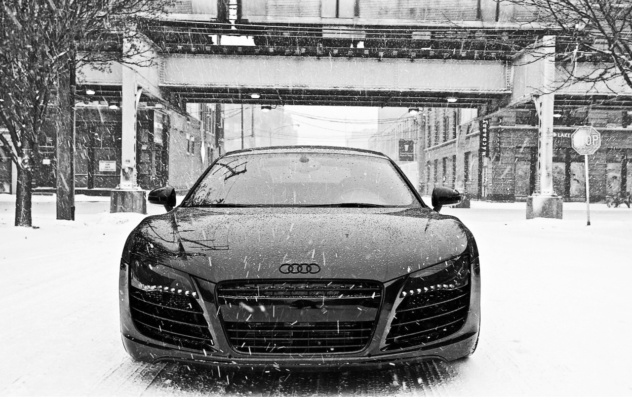 HD Audi R8 Wallpapers