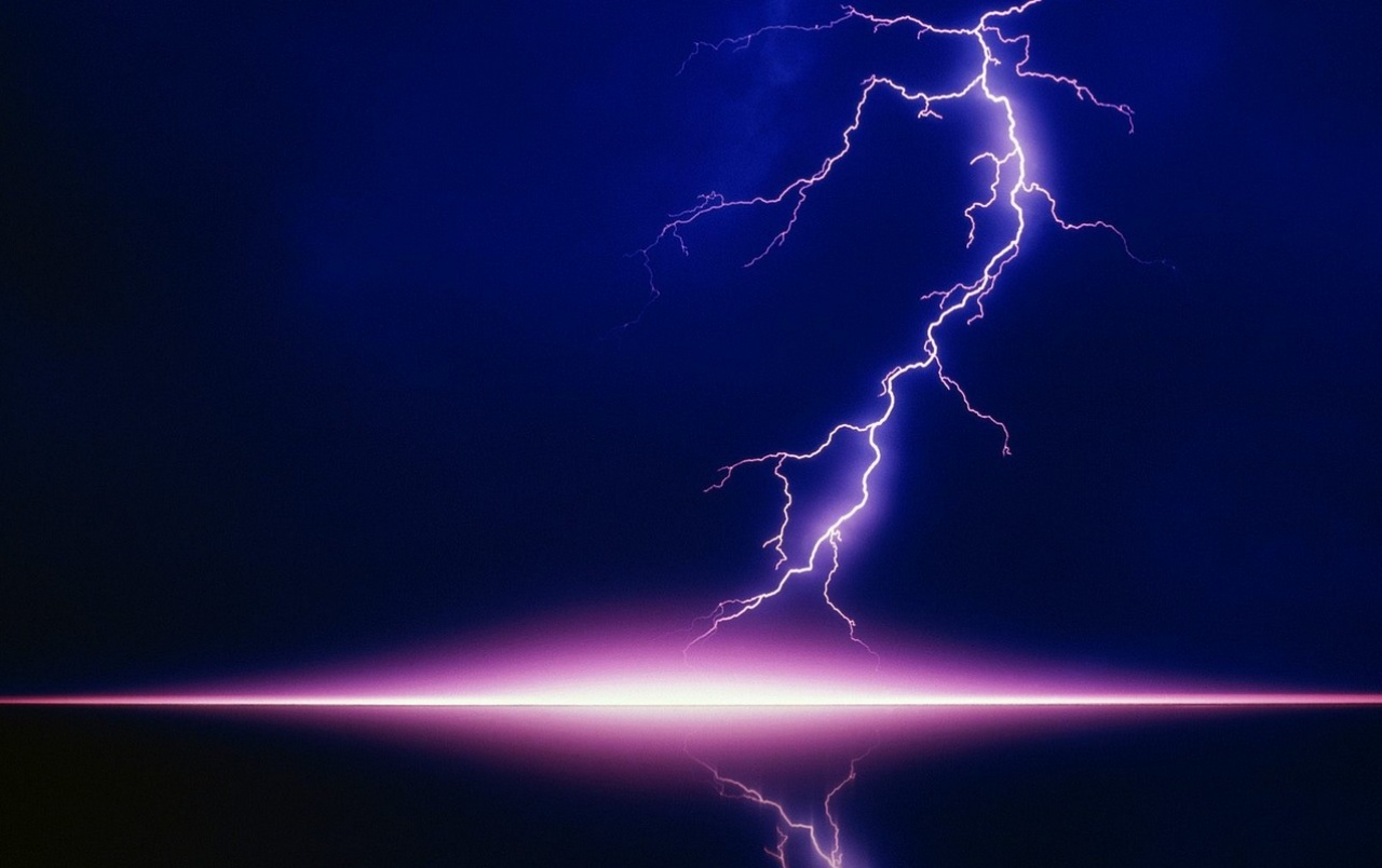 Lightning pink wallpapers