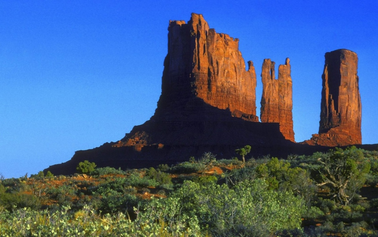 Red Rock Monument & Valley Wallpapers