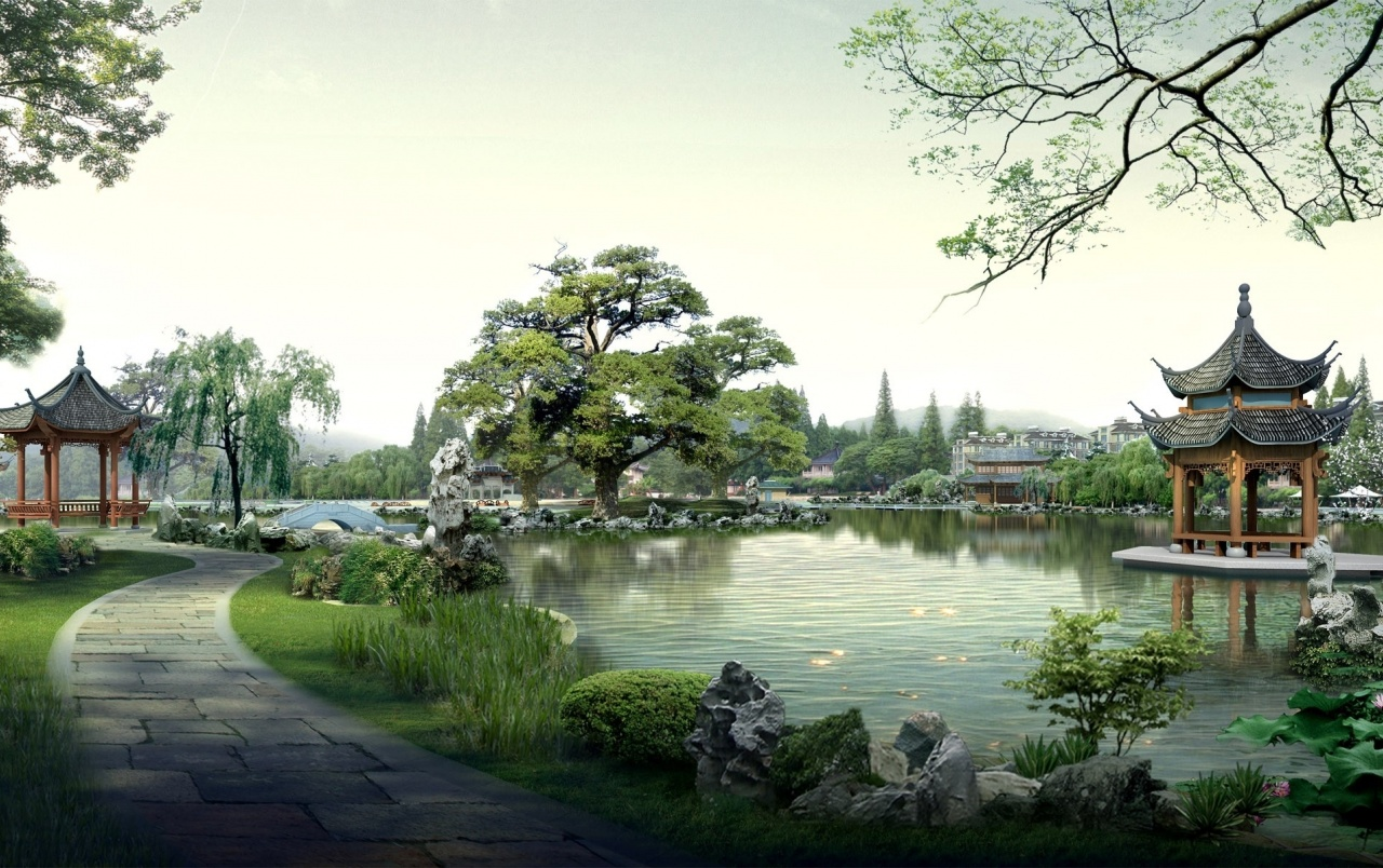 Digital Garden Japan wallpapers