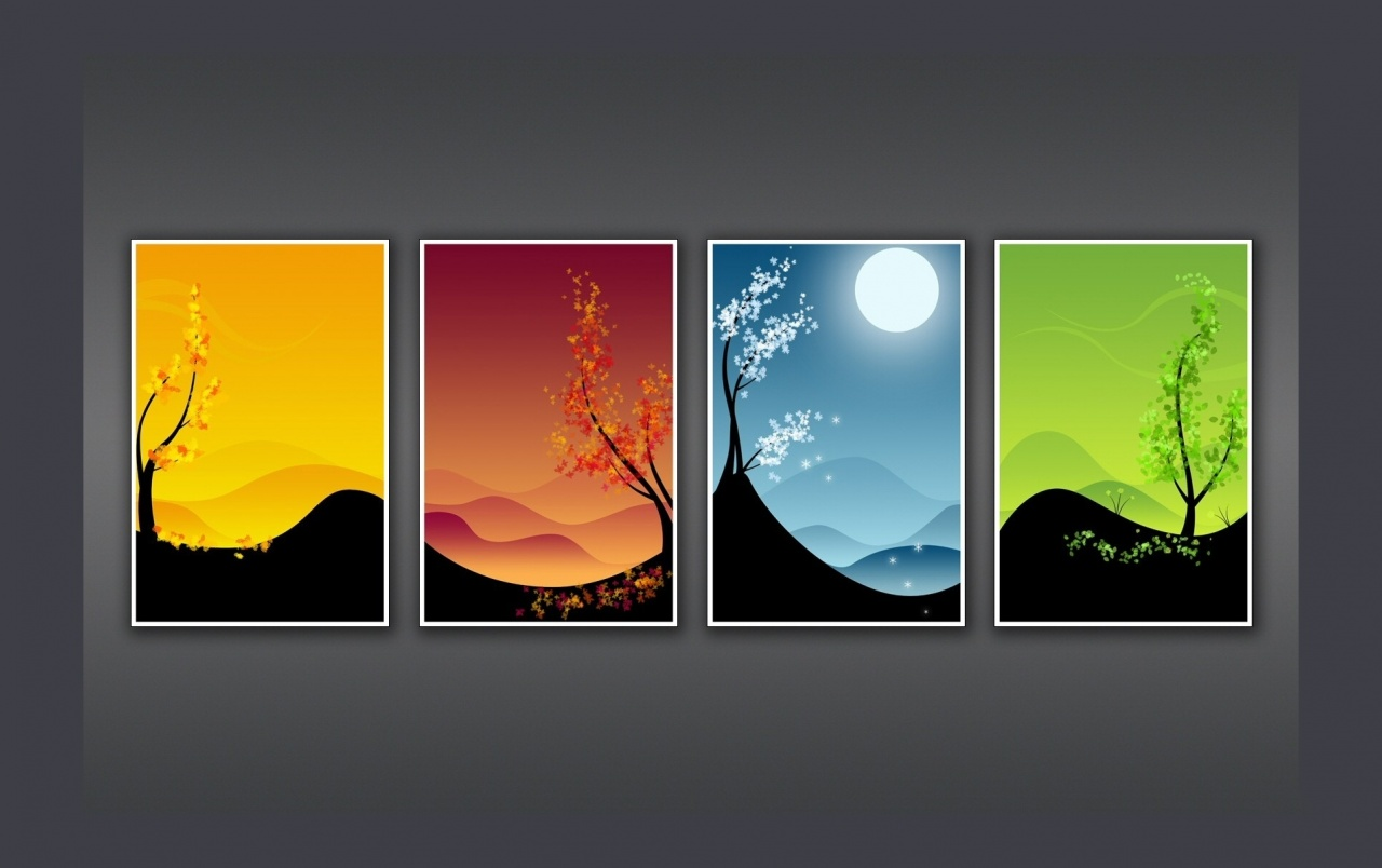 Four Seasons Fotos wallpapers