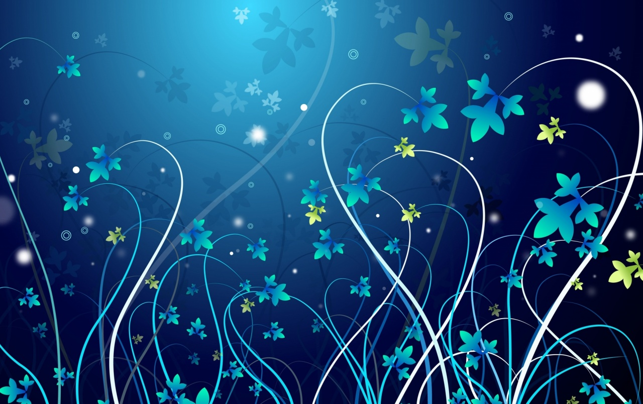 Abstract blue flowers lines wallpapers abstract blue flowers lines originalwide abstract blue flowers lines wallpapers izmirmasajfo