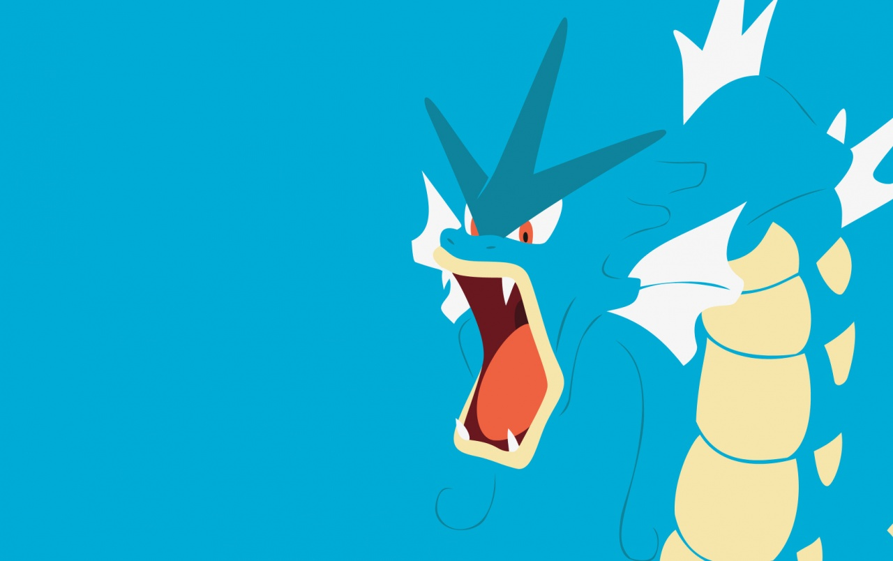 Pokemon Gyarados wallpapers