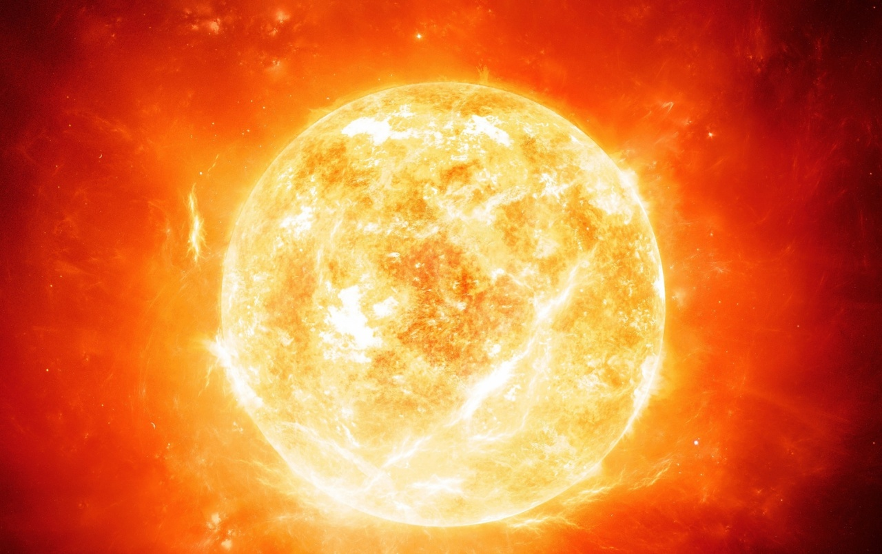 Sun Light Planet Radiation wallpapers