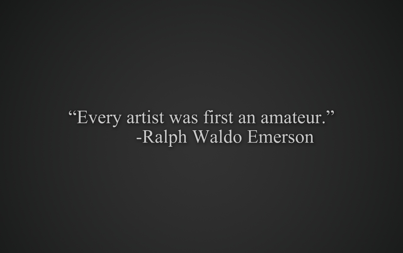 Ralph Waldo Emerson Quote Wallpapers