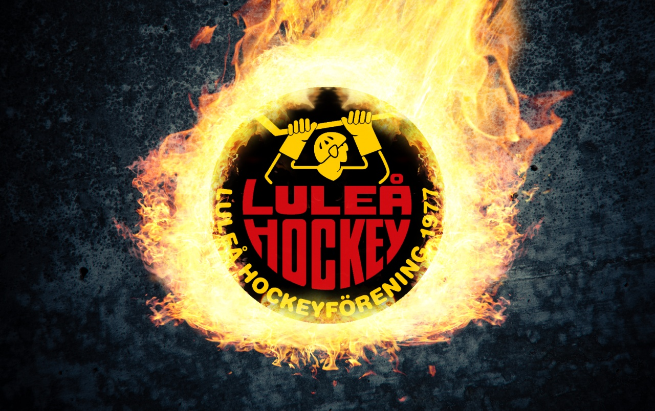 Luleå Hockey Logo wallpapers