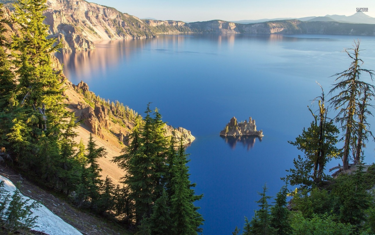 crater lake oregon usa wallpapers | crater lake oregon usa stock photos