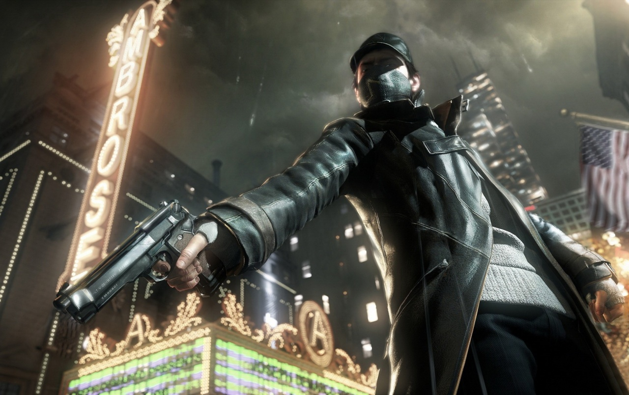 Watch Dogs Artwork wallpapers