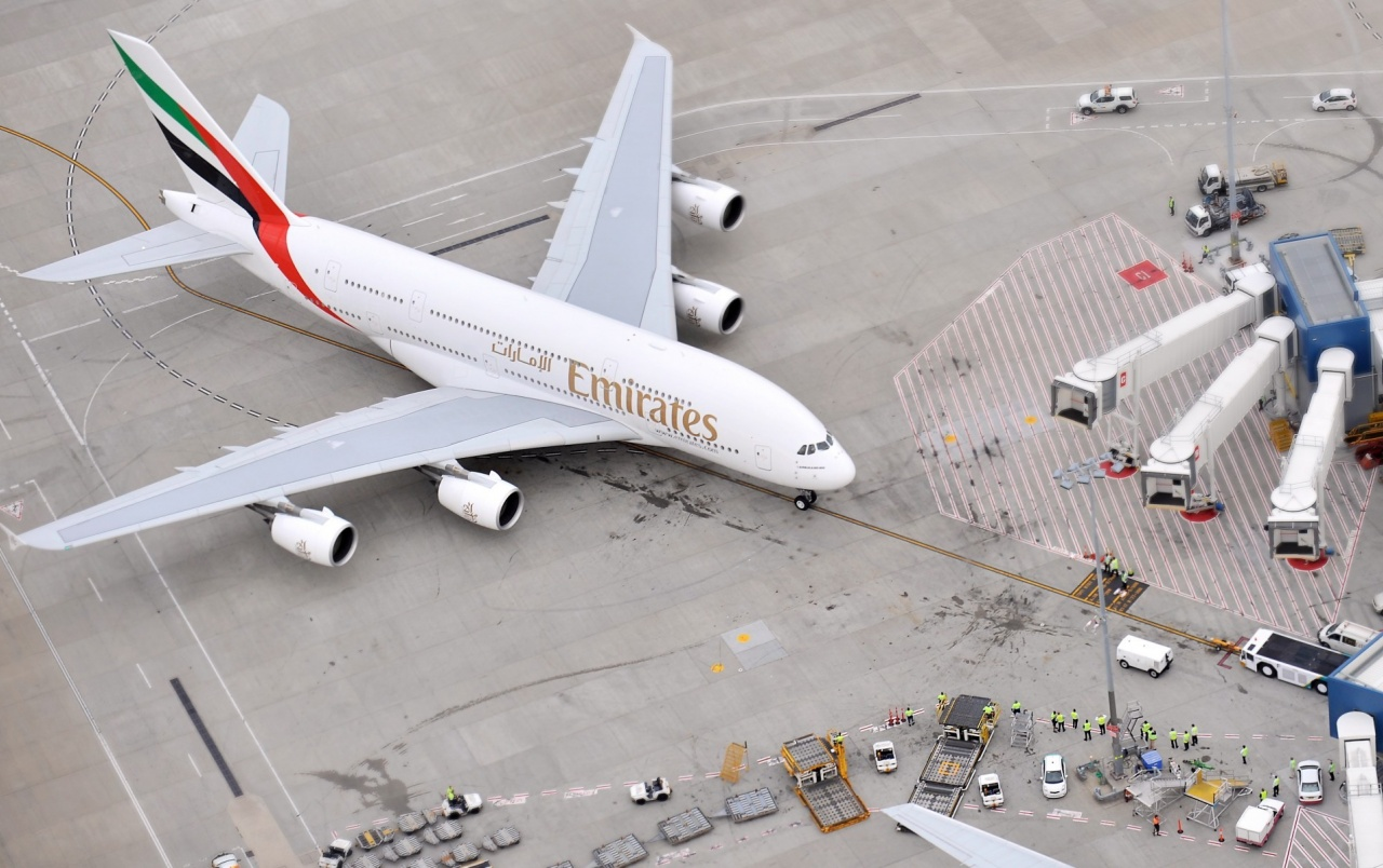 Wide Airbus A 380 Fly Emirates Wallpapers