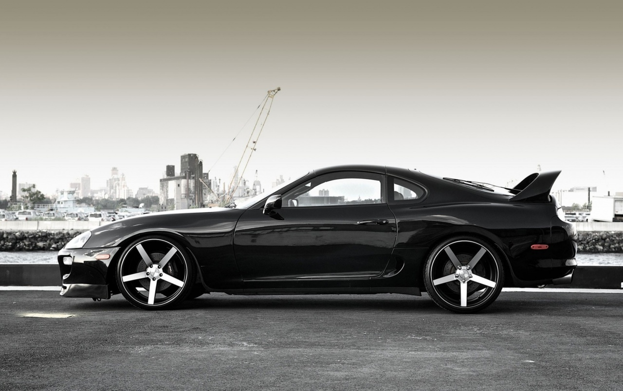 Toyota Supra JDM Wallpapers And Stock Photos