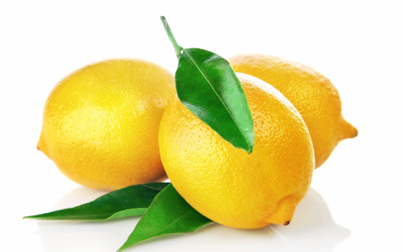 Lemons Close Up wallpapers