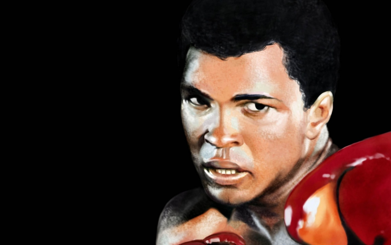Ali As Wallpapers: Muhammad Ali Portrait Wallpapers
