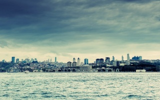 Istanbul Cityscape wallpapers