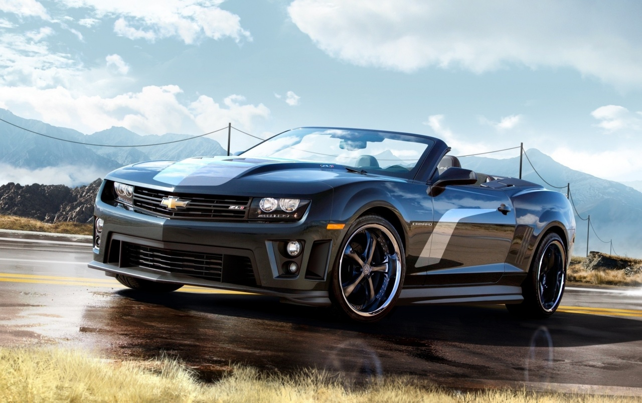 Black Zl1 Camaro Wallpapers Black Zl1 Camaro Stock Photos