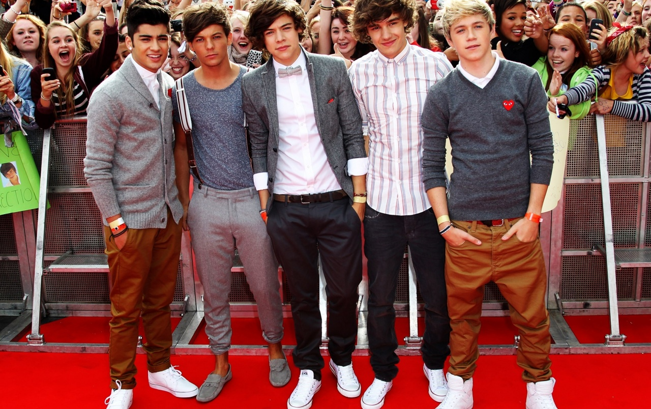 One Direction Red Carpet wallpapers