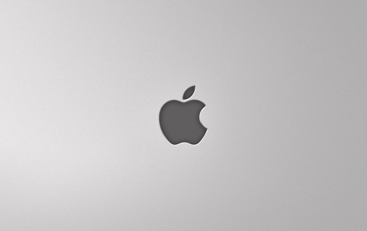 Apple Logo Hd Wallpapers For Iphone 1920 1080 Apple Logo: Grau Apple-Logo Hintergrundbilder